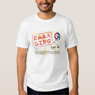 Het Lichte Lichte Aal van Daar T Shirts