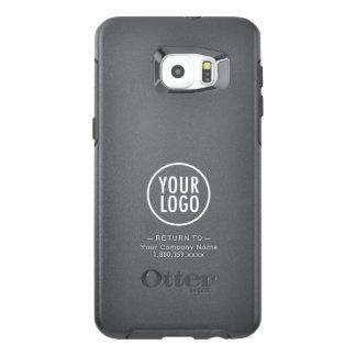 Het Logo van de douane Gemerkt Symmetrie OtterBox Samsung Galaxy S6 Edge Plus Hoesje