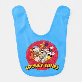 Het Logo van het Karakter LOONEY TUNES™ Baby Slabbetje