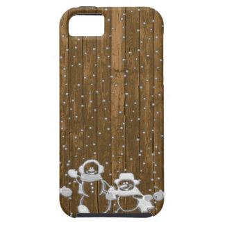 Het Lot van de Liefde van de Vrede van de Sneeuwma iPhone 5 Case