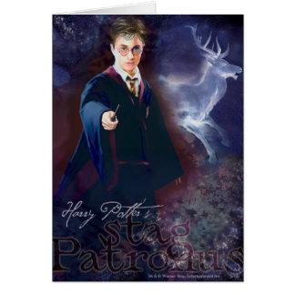 Het Mannetje Patronus van Harry Potter's Kaart