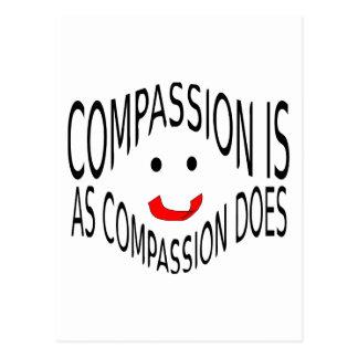 Het medeleven is zoals het Medeleven Wens Kaarten