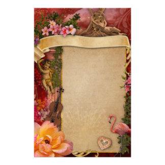 Het meest romantisch ooit briefpapier