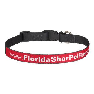 Het Middelgrote Rood van de Halsband FSPR Huisdier Halsbandje