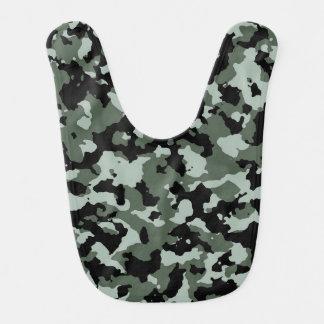 Het militaire Groene Patroon van de Camouflage Slabbetje