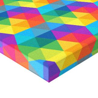 het moderne canvas van de patroonkunst