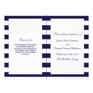 Het moderne Collectie van het Huwelijk van de Flyer 21,6 X 27,9 Cm