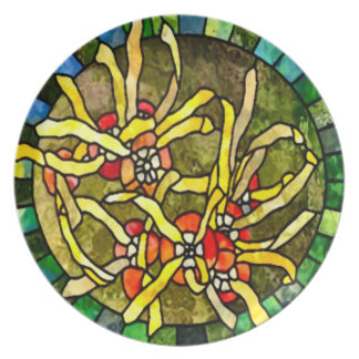 Het Mozaïek Nouvea van Hamamelis Melamine+bord