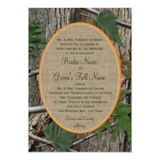 Het natuurlijke Huwelijk van Bomen en van Bladeren Kaart