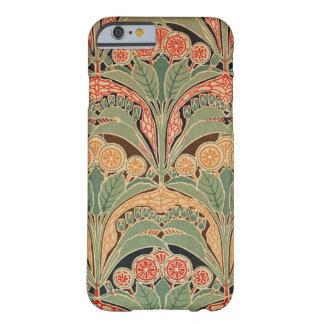 Het Ontwerp van de Jugendstil #3 in Emporio Moffa Barely There iPhone 6 Hoesje