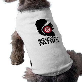 Het Overhemd van de Hond van de Patrouille van de Shirt