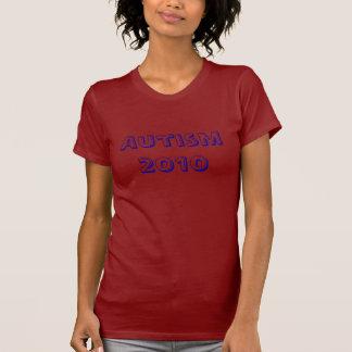 Het Overhemd van het autisme 2010 T Shirt