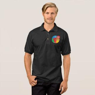 Het Overhemd van het Polo van het Logo van