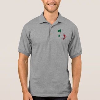 Het Overhemd van Italië Polo