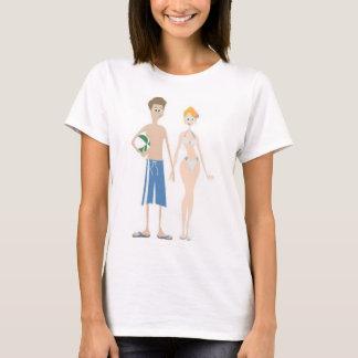Het Overhemd van wittebroodsweken T Shirt