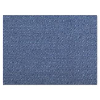 Het Papieren zakdoekje van de gift met jeans, Tissuepapier