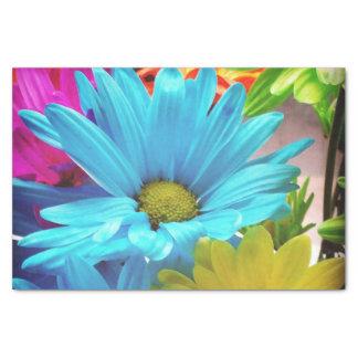 Het papieren zakdoekje van flower power tissuepapier