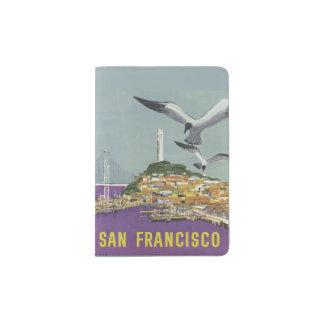 Het paspoorthouder van de Reis van San Francisco Paspoort Houder