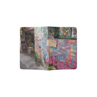 Het paspoorthouder van Graffiti Paspoort Houder