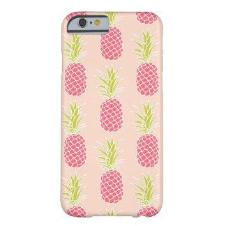 Het Patroon van de ananas Barely There iPhone 6 Hoesje