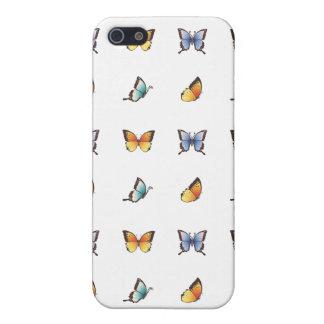Het Patroon van de vlinder: Vector Art. iPhone 5 Cover