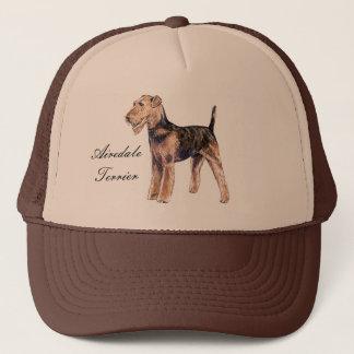 Het Pet van Airedale Terrier