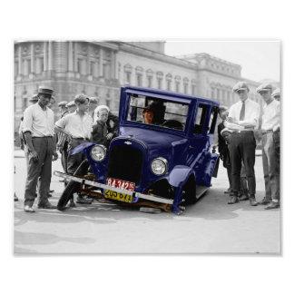 Het Print van de Problemen van de auto Foto Afdruk