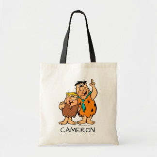 Het Puin en Fred Flintstone van Barney Draagtas