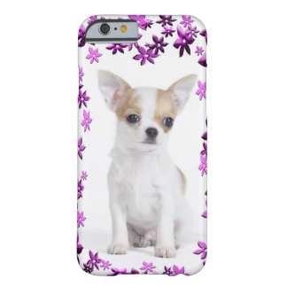 Het puppyiPhone 6 van Chihuahua hoesje Barely There iPhone 6 Hoesje