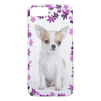 Het puppyiPhone 7 van Chihuahua hoesje