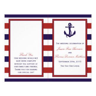 Het rood & Collectie van het Huwelijk van het Flyer 21,6 X 27,9 Cm