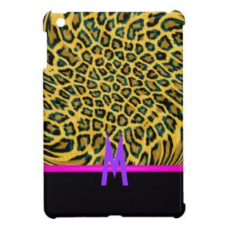 Het roze Leuke Dierlijke Koele Patroon van de Luip Hoesjes Voor iPad Mini