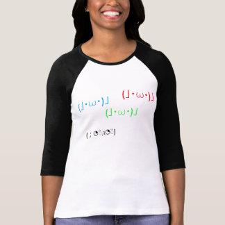 Het runnen van Emoji T Shirt