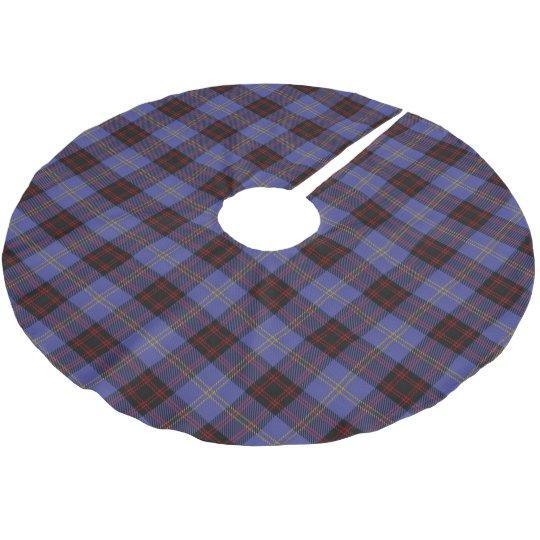 Schotse Geruite Wollen Stof.Het Schotse Geruite Schotse Wollen Stof Van Kerstboom Rok