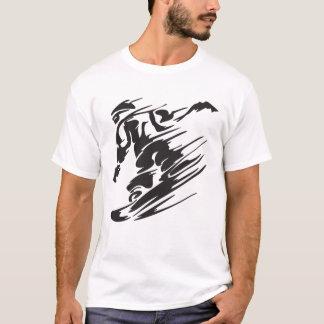 het snowboarding t shirt