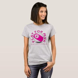 Het Spel van het biljart voor het Overhemd van de T Shirt