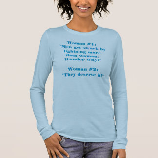 Het Spreken van twee Vrouwen T Shirts