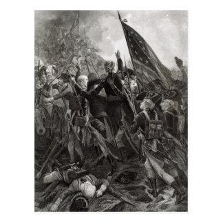 Het stormen van Steenachtig Punt, Juli 1779 Briefkaart