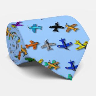 Het Stropdas van het Vliegtuig van het speelgoed