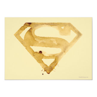 Het Symbool van de koffie S Kaart