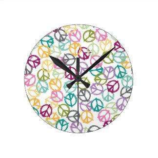 Het Teken van de vrede Ronde Klok