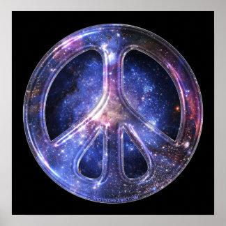 Het universele Poster van de Vrede