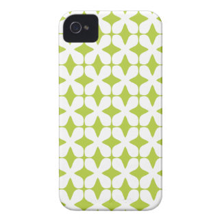 Het vector Hoesje iPhone4S van Chartreuse van het iPhone 4 Hoesje