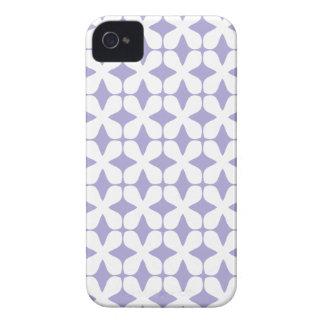 Het vector Hoesje iPhone4S van de Lavendel van het iPhone 4 Hoesje