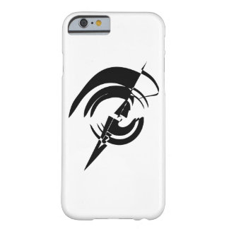 Het VectorOntwerp van het Logo van de Cirkel van Barely There iPhone 6 Hoesje