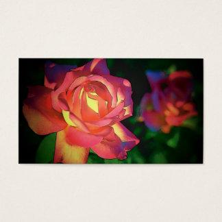 Het Visitekaartje van de bloem Visitekaartjes