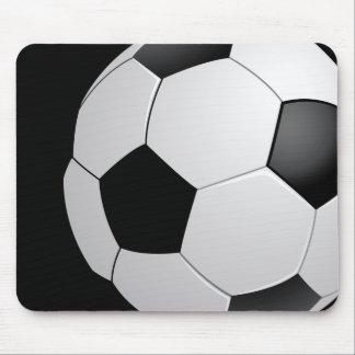 Het Voetbal Mousepad van het football Muismatten