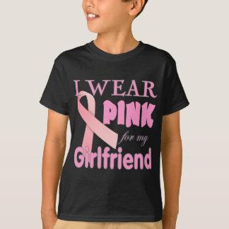 Het Vriendin van de Voorlichting van Kanker van de T Shirt