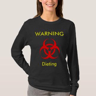 Het waarschuwen - Hangry T Shirt