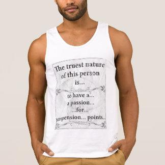 Het waarste stip van de de ellipsopschorting van hemd